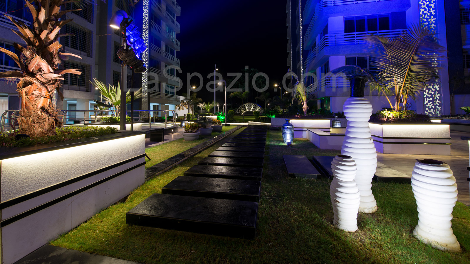 Laspazio Residential Landscape Elements