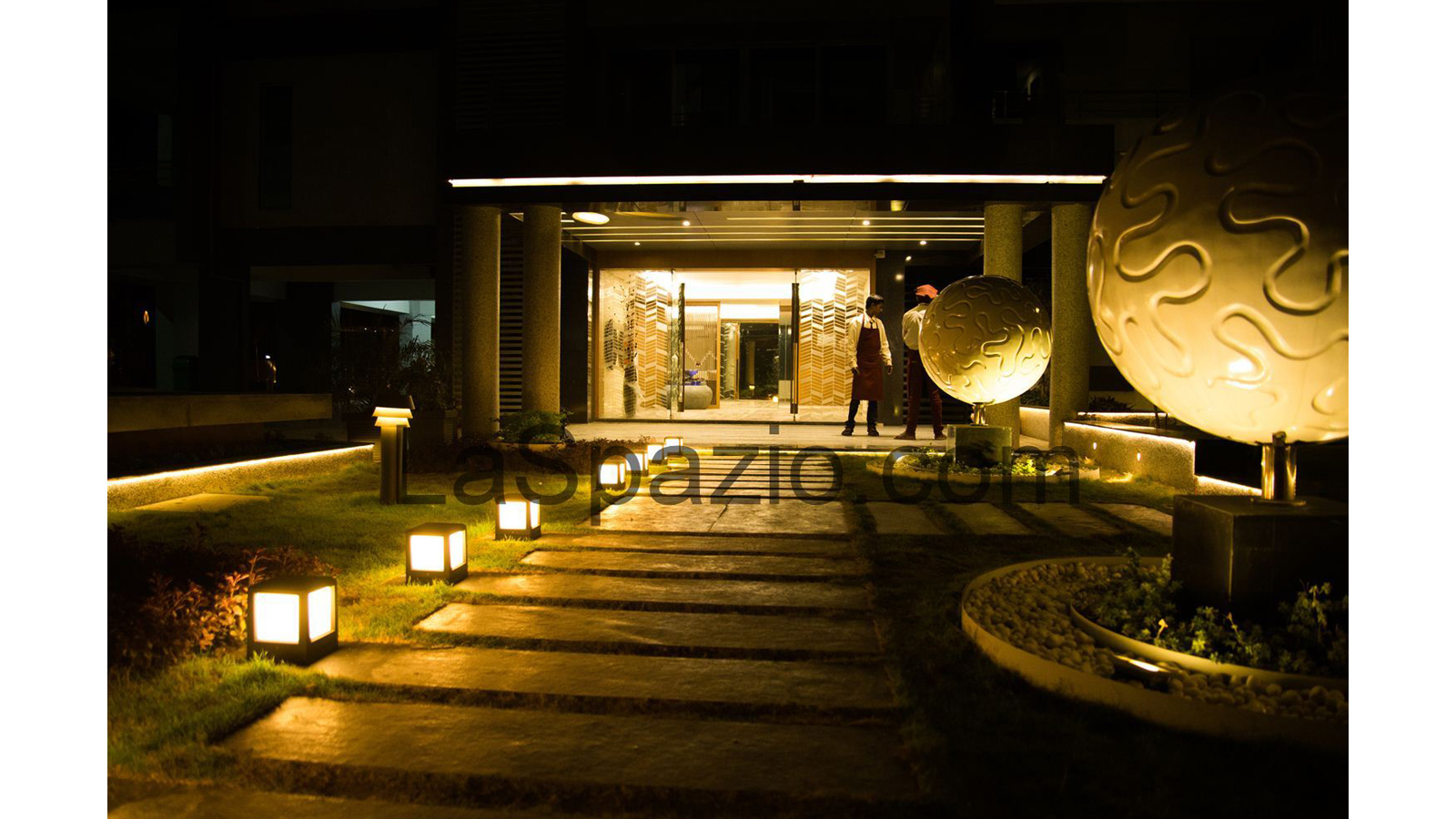 Laspazio Landscape Lighting
